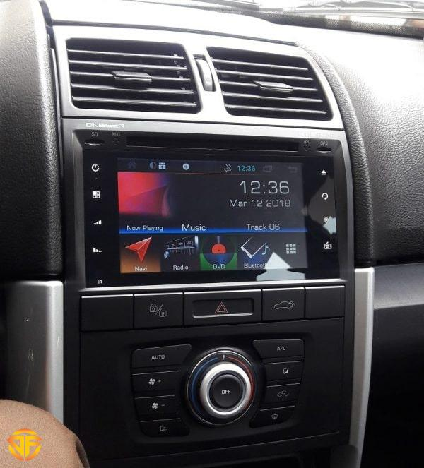 Car 9 inches Android Multi Media for ikco new suren-8-min