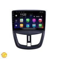 Car 9 inches Android Multi Media for Peugeot 207-1-min