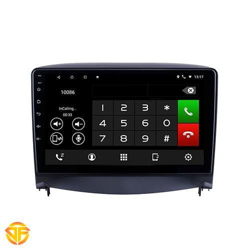 Car 9 inches Android Multi Media for Peugeot 207-2-min