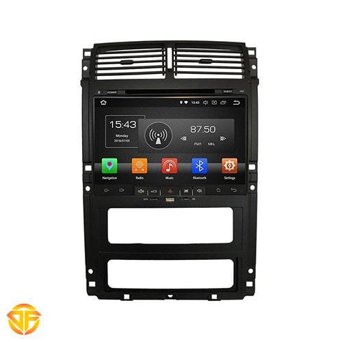 Car 9 inches Android Multi Media for Peugeot 405-pars-1-min
