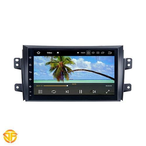 Car 9 inches Android Multi Media for Suzuki Vitara-1-min