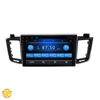 Car 9 inches Android Multi Media for Toyota rav4-1-min