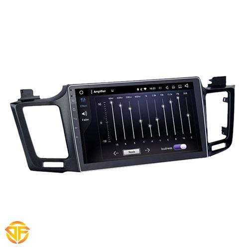 Car 9 inches Android Multi Media for Toyota rav4-4-min