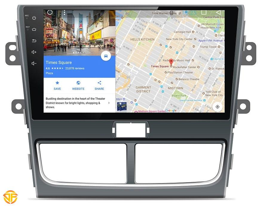 Car 9 inches Android Multi Media for faw besturn b30-7-min