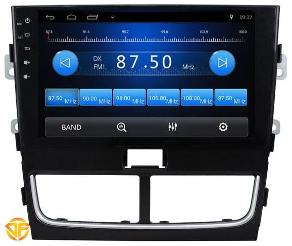 Car 9 inches Android Multi Media for faw besturn b30-8-min