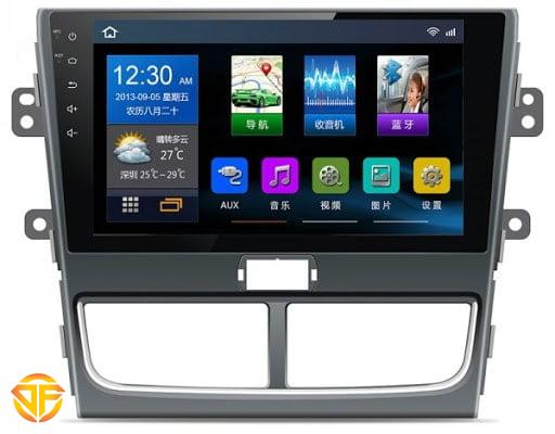 Car 9 inches Android Multi Media for faw besturn b30-9-min