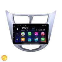Car 9 inches Android Multi Media for hyundai accent-1-min