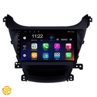 Car 9 inches Android Multi Media for hyundai elantera-1-min