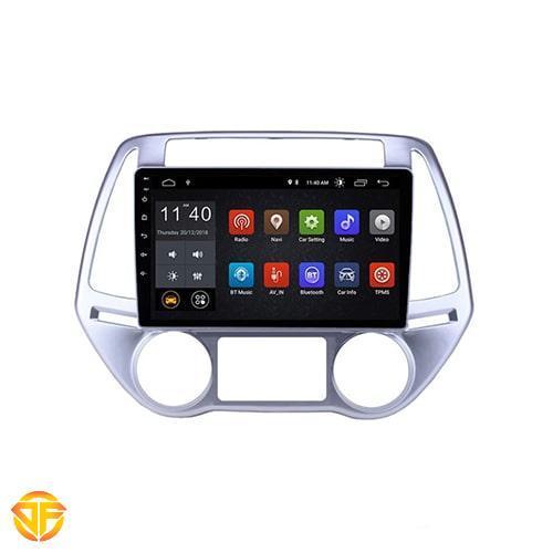 Car 9 inches Android Multi Media for hyundai i20-1-min