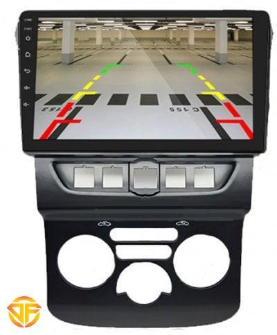 مولتی مدیا ۹ اینچ اندروید خودروی رانا
