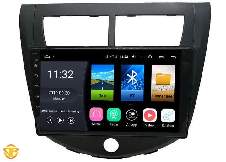 Car 9 inches Android Multi Media for jac j4-3