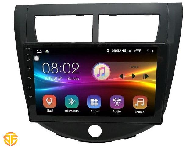 Car 9 inches Android Multi Media for jac j4-4