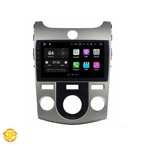 Car 9 inches Android Multi Media for kia cerato-2-min