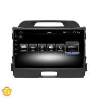 Car 9 inches Android Multi Media for kia sportage-20