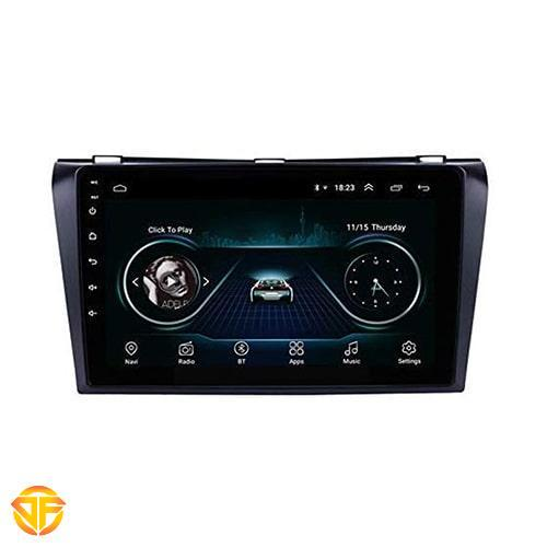 Car 9 inches Android Multi Media for mazda 3 old-2-min
