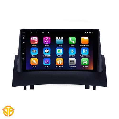 Car 9 inches Android Multi Media for renault megan-1-min