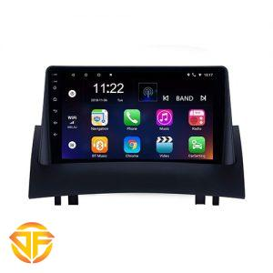 Car 9 inches Android Multi Media for renault megan-2-min