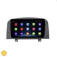 Car 9 inches Android Multi Media for hyundai sonata 2006-3-min
