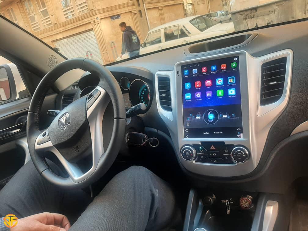 car tesla multimedia for changan cs35-10