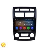 Car 9 inches Android Multi Media for kia sportage 2007-1-min