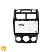 Car 9 inches Android Multi Media for kia sportage 2007-2-min