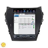 Car tesla multimedia for hyundai santafe ix45-2-min