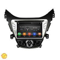 car 7inches multimedia for hyundai elantra 2012-2016-2