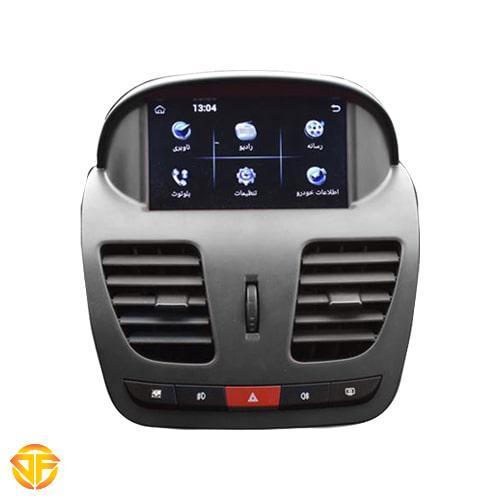 car 7inches multimedia for saipa saina-quick-1-min
