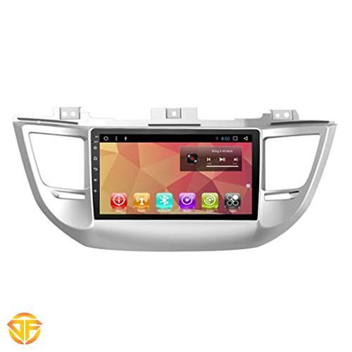 مولتی مدیا ۹ اینچ اندروید خودروی هیوندای ix35 توسان 2016