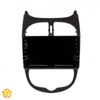 car 7inches android multimedia for peugeot 206