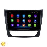 Car 9inch Android Multimedia For MercedesBenz E-Class W211-2002-2009-1-min