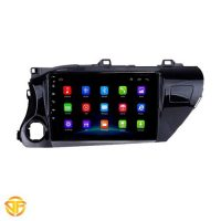 Car 9inch Android Multimedia For Toyota Hilux 2017-18-1-min