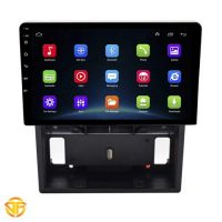 Car 9inch android multimedia For IKCO Samand Suren