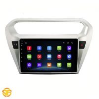 Car 9inch android multimedia for Peugeot 301-3
