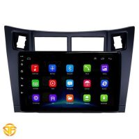 Car 9inch android multimedia for Toyota Yaris 2008-1-min