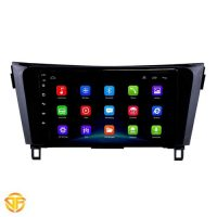 car 9inch android multimedia for nissan xtrail-1-min