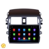 Car 9inch android multimedia for toyota corolla 2008-2012