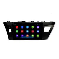 car 9inch android multimedia for Toyota Corolla 2013-2015-1-min